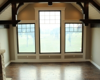 Custom prefinished poplar window casing